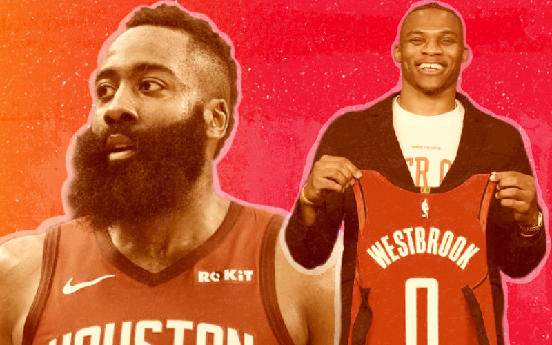 2019-20 Season Preview: Houston Rockets